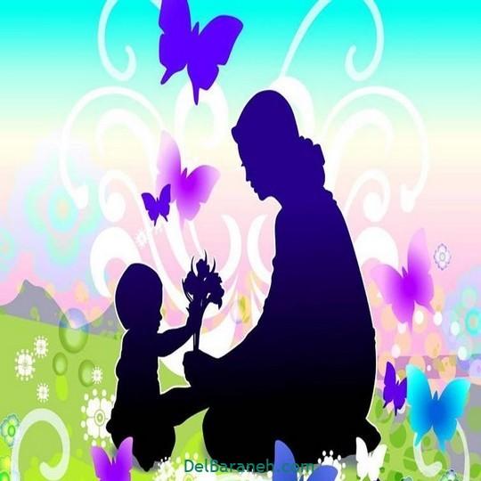 نقاشی روز مادر (۴۶)