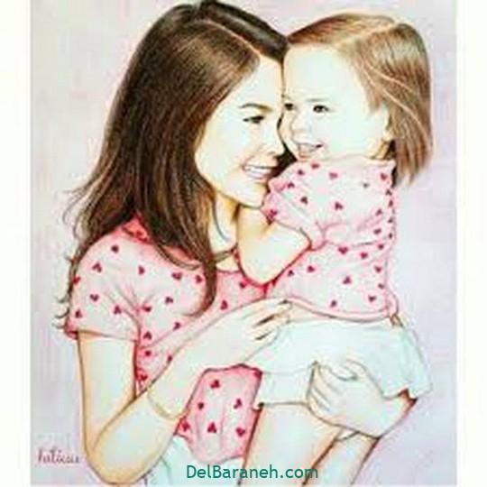 نقاشی روز مادر (۴۷)