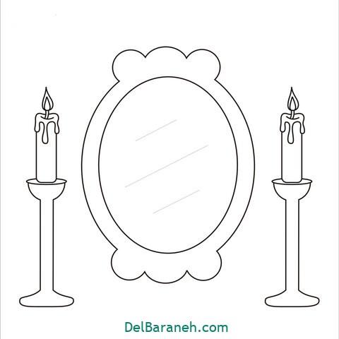 نقاشی هفت سین عید نوروز (۱۴)