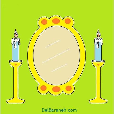 نقاشی هفت سین عید نوروز (۱۵)