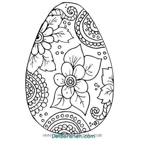 نقاشی هفت سین عید نوروز (۱۸)