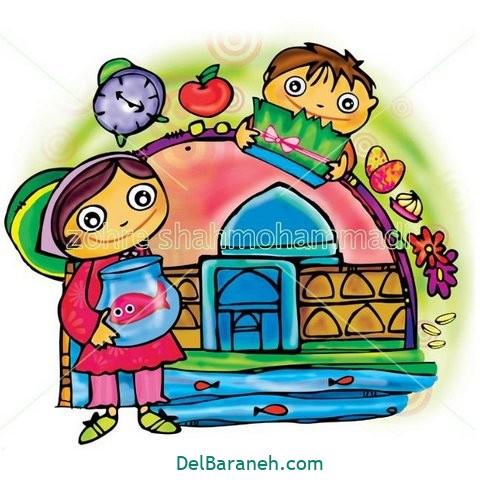 نقاشی هفت سین عید نوروز (۵۱)