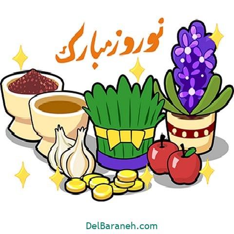 نقاشی هفت سین عید نوروز (۵۴)