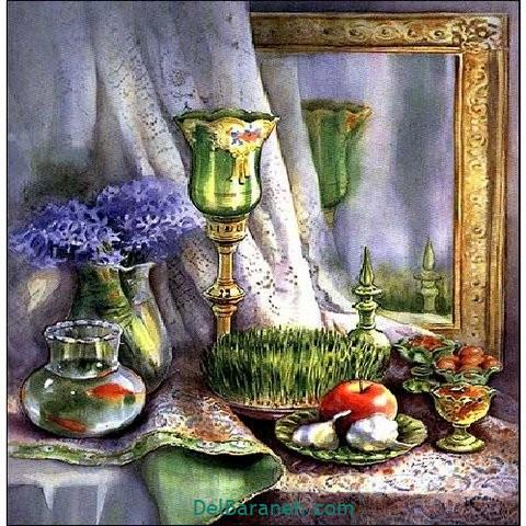 نقاشی هفت سین عید نوروز (۵۹)