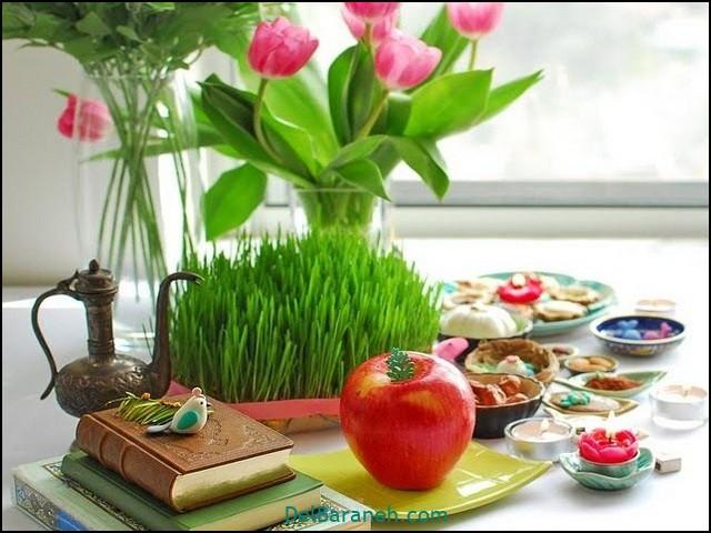 انشا عید نوروز (۳)