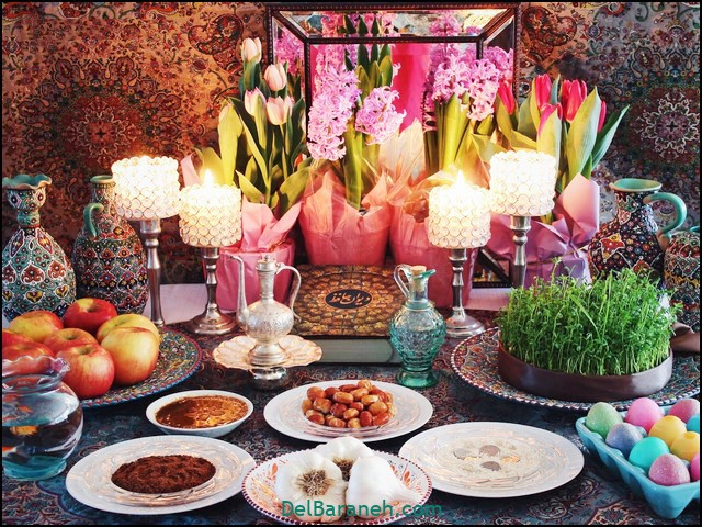 انشا عید نوروز (۵)