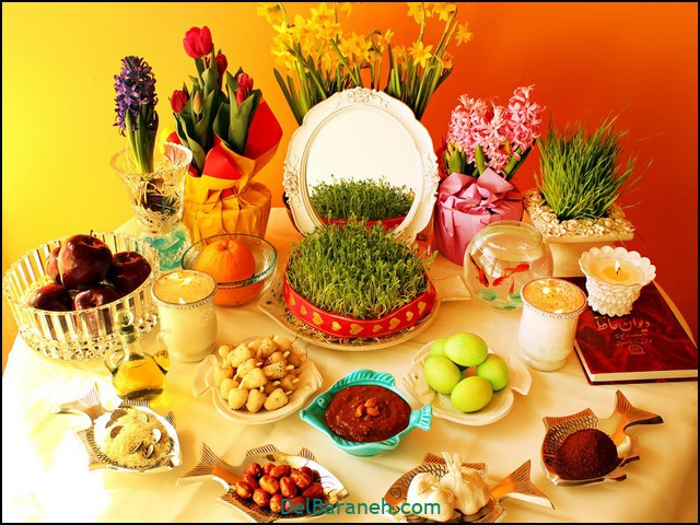 انشا عید نوروز (۶)
