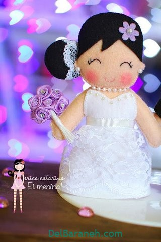 عروس نمدی