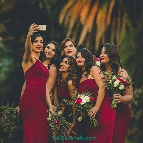 لباس ساقدوش عروس (۱۰)