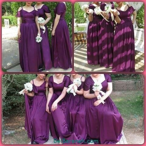 لباس ساقدوش عروس (۱۱)