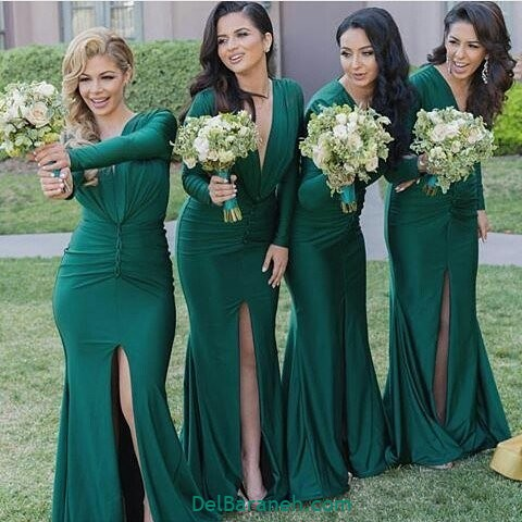 لباس ساقدوش عروس (۱۲)