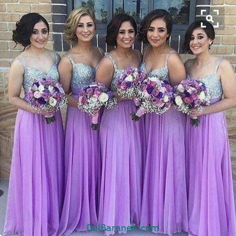 لباس ساقدوش عروس (۱۳)