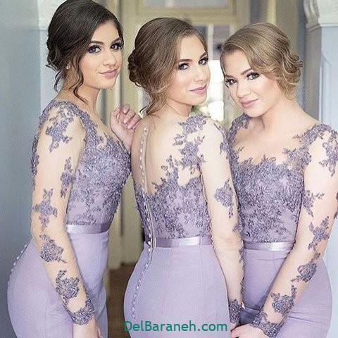 لباس ساقدوش عروس (۱۴)