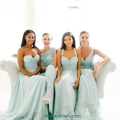 لباس ساقدوش عروس (۱۶)