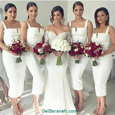 لباس ساقدوش عروس (۲۴)