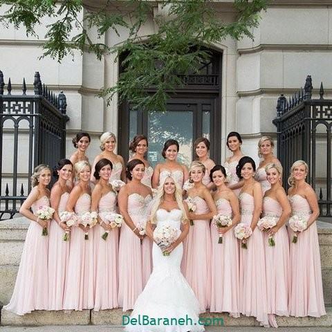 لباس ساقدوش عروس (۲۶)