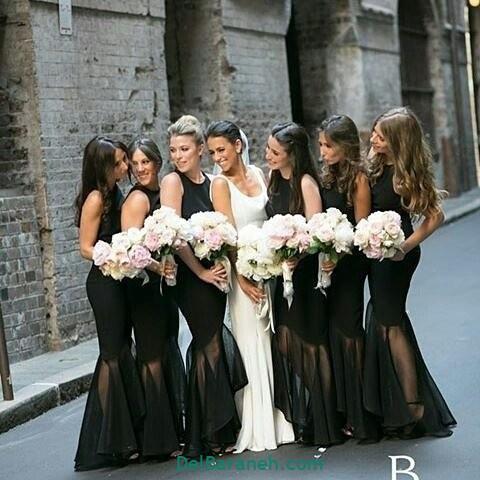 لباس ساقدوش عروس (۳۴)