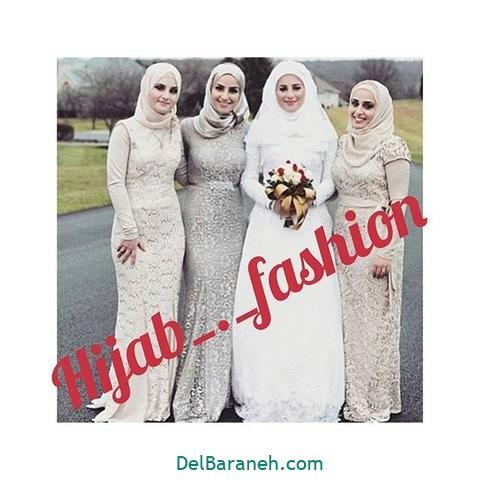 لباس ساقدوش عروس (۳۷)
