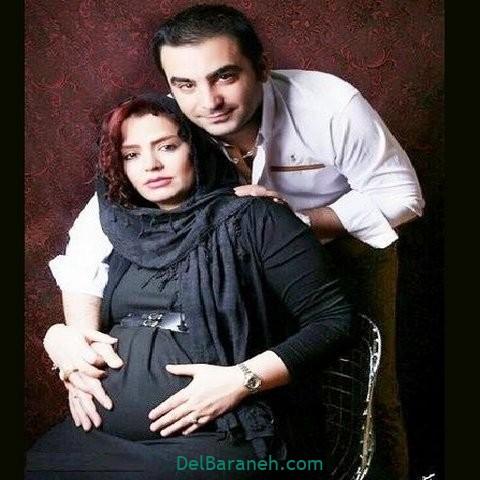 مانتو بارداری بازیگران (۵)