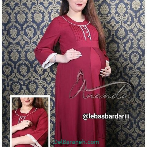 مدل مانتو بارداری (۱)