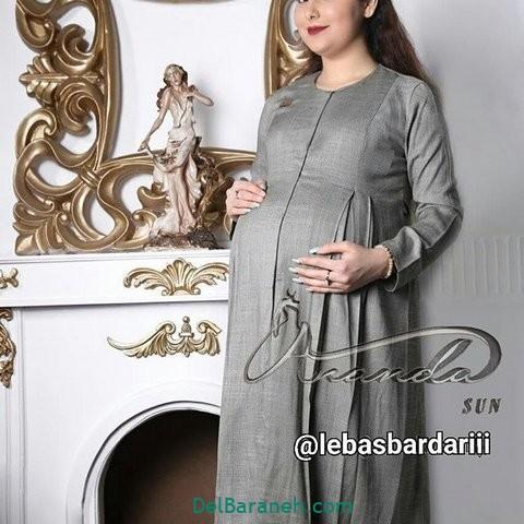 مدل مانتو بارداری (۱۰)