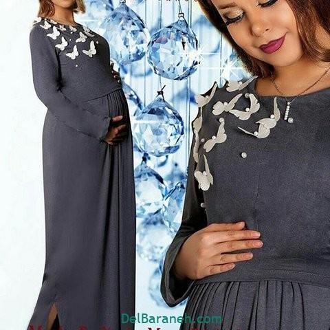 مدل مانتو بارداری (۱۱)
