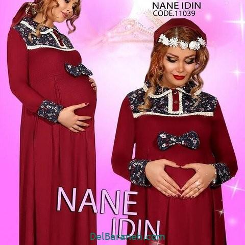 مدل مانتو بارداری جدید