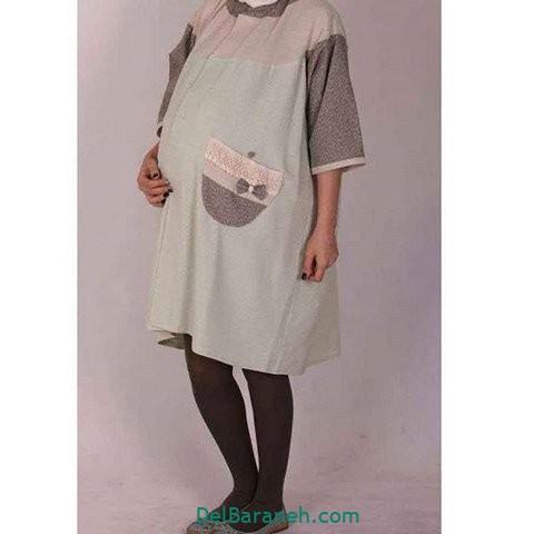 مدل مانتو بارداری (۲۱)