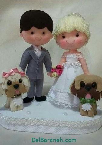 گیفت عروس و داماد (۲)