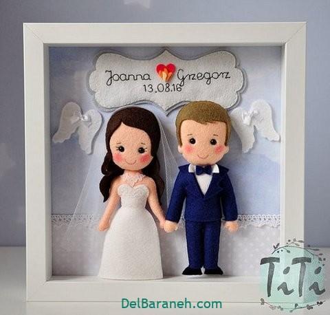 گیفت عروس و داماد (۴)