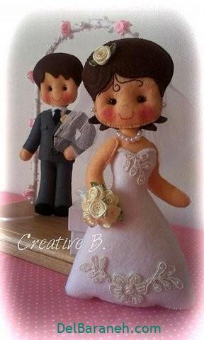 گیفت عروس و داماد (۹)