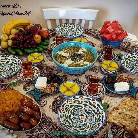 افطار چی درست کنم (۱)