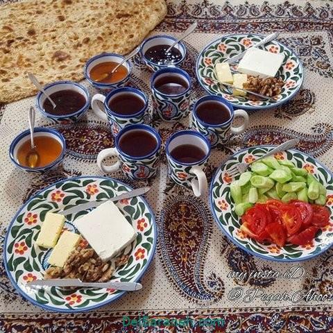 افطار چی درست کنم (۲)