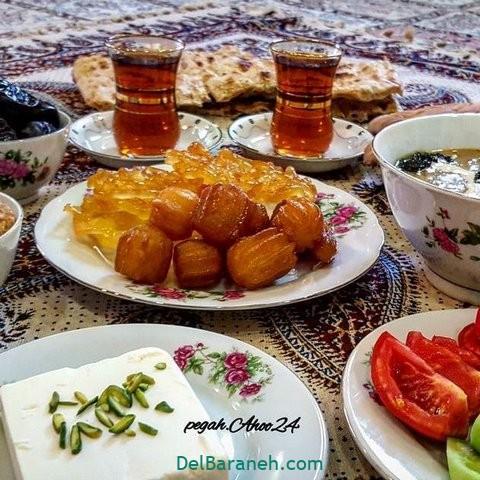 افطار چی درست کنم (۷)