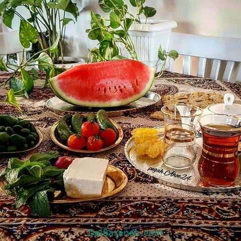 افطار چی درست کنم (۹)