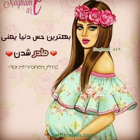 انتظار تولد نی نی (۷)