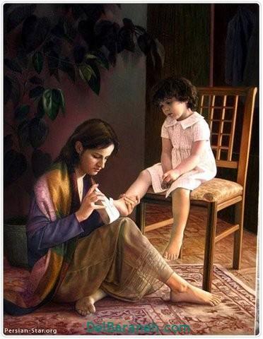انشا درباره مادر (۸)