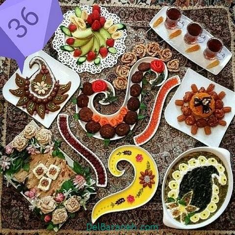 تزیین افطار (۱۵)