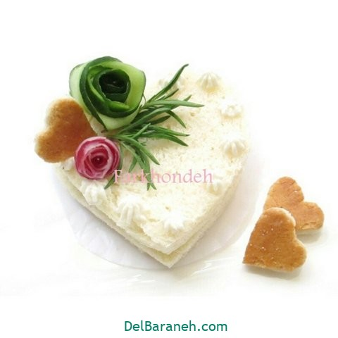 تزیین نون و پنیر افطار عقد (۳۸)