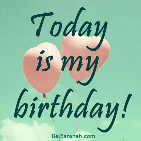 عکس تولدم مبارک (۳۷)