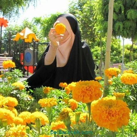 عکس پروفایل چادری (۹)