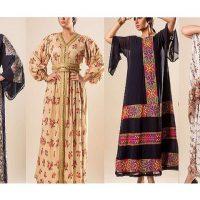 لباس حاملگی | ۴۰ مدل زیبا و شیک لباس بارداری بلند و ایرانی