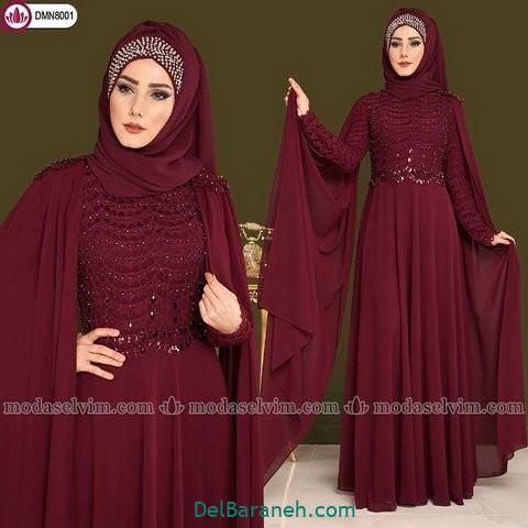 لباس مجلسی بلند (۱۱)