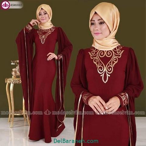 لباس مجلسی بلند (۱۵)