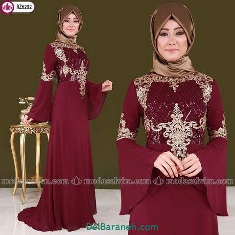 لباس مجلسی بلند (۱۸)