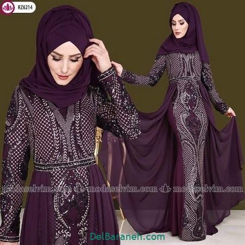 لباس مجلسی بلند (۱۹)