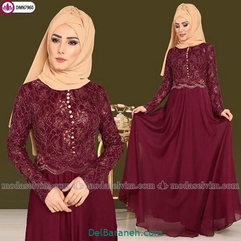 لباس مجلسی بلند (۲)