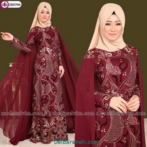 لباس مجلسی بلند (۲۲)