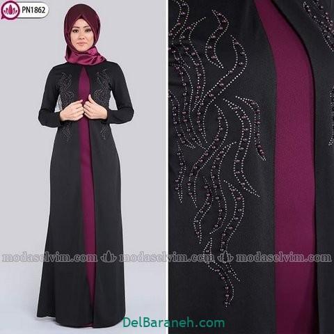 لباس مجلسی بلند (۲۳)