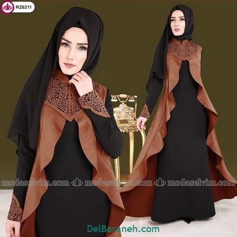 لباس مجلسی بلند (۳)